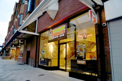 Harrow Dunkin' Donuts outlet