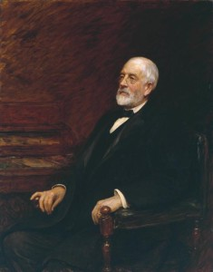 Henry Tate in 1897 by Hubert Von Herkomer