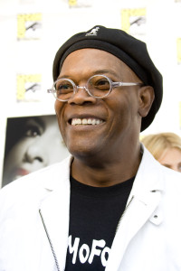 Samuel L Jackson is well known for wearing Kangol berets